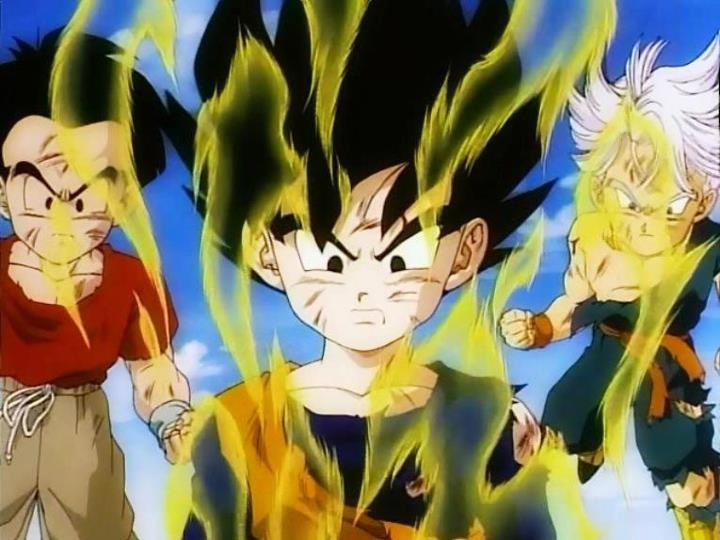 Future Goten And Trunks Goten and Trunks discover that
