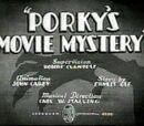 Porky's Movie Mystery