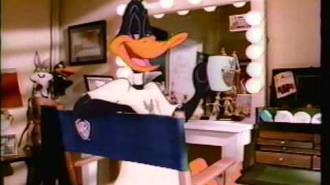 Daffy Duck 1989 Warner Bros
