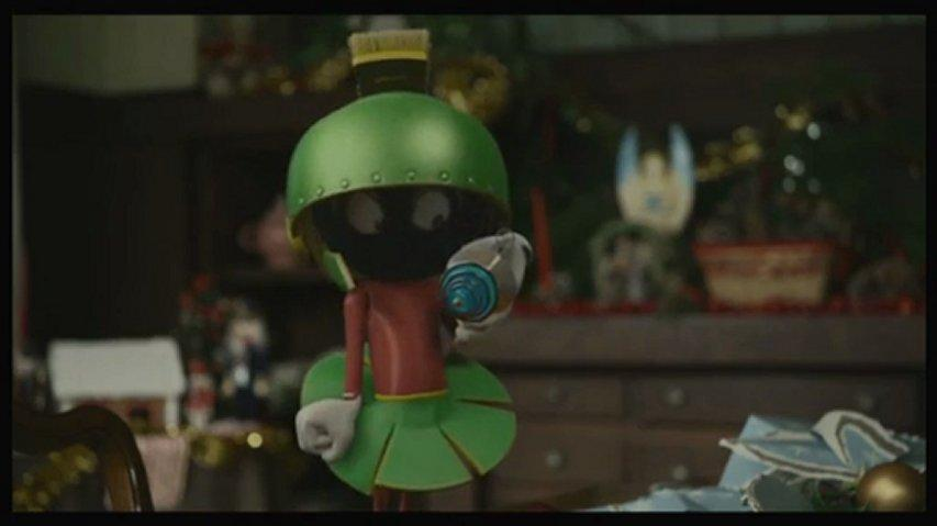 Marvin the Martian Test Footage