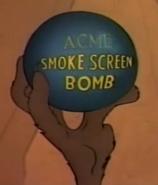 Smoke Screen Bomb