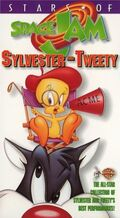 StarsOfSpaceJam SylvesterAndTweety