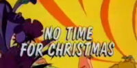 No Time For Christmas