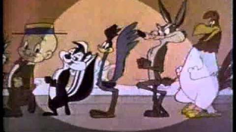 1980 Bugs Bunny Road Runner Show Part Three Intro