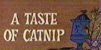 A Taste of Catnip
