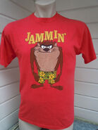 Size XL (46) -- Dated 1977 Warner Brothers Wile E. Coyote Shirt (Single Sided)