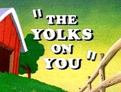 Yolks you