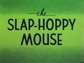 Slap hoppy mouse