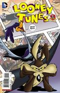 Looney Tunes DC comics 221