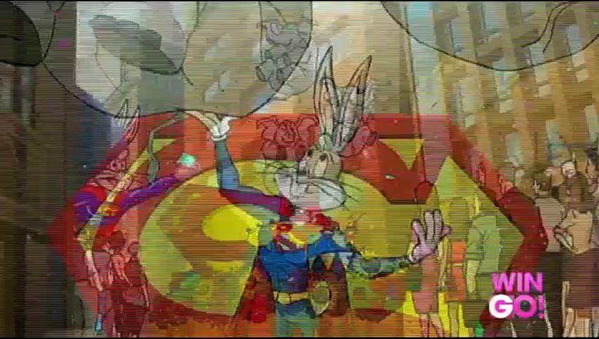 The Looney Tunes Show - SuperRabbit