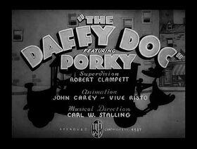 The Daffy Doc (1938)