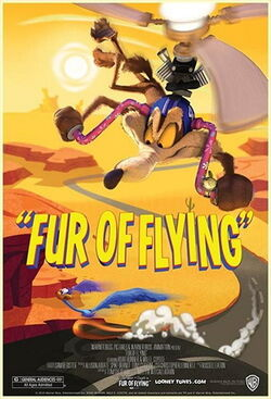 Fur of Flying poster