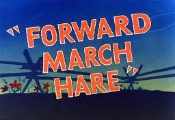 Forwardmarchhare