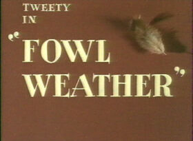 Fowlweather