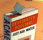 Dehydrated Boudlers