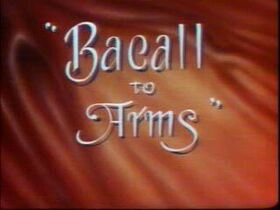 Bacall-to-Arms