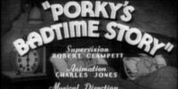 Porky's Badtime Story