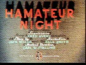 Hamnight