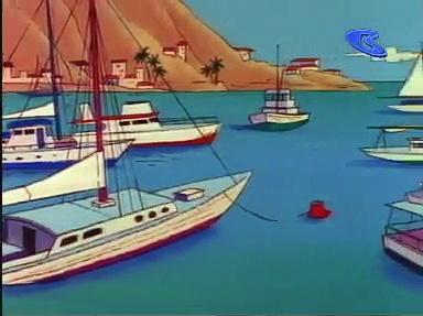 A Squeak In The Deep (1966 DePatie-Freleng Enterprises cartoon with laugh track)
