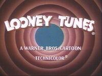 Looney Tunes intro
