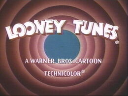 Looney Tunes intro