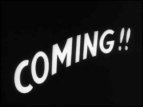 Coming!! Snafu
