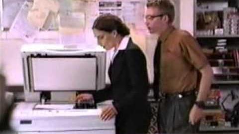 "1999 Cartoon Network ""Mil-Looney-Um"" commercial"