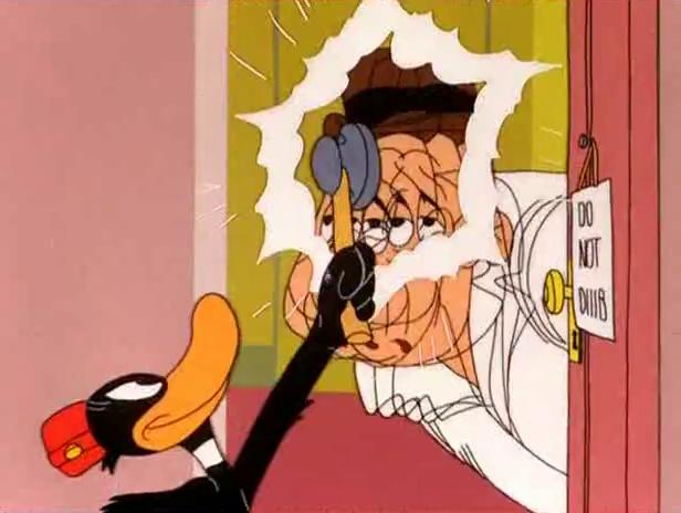 Daffy Duck - (Ep