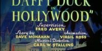 Daffy Duck in Hollywood (Short)