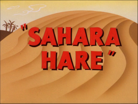 Sahara Hare Remastered