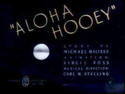 Alohahooley