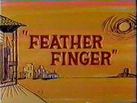 Feather-Finger