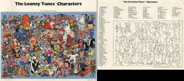 File:105 Looney Tunes Characters.jpg