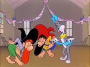 Hillbilly Hare Square Dance 1080p SS