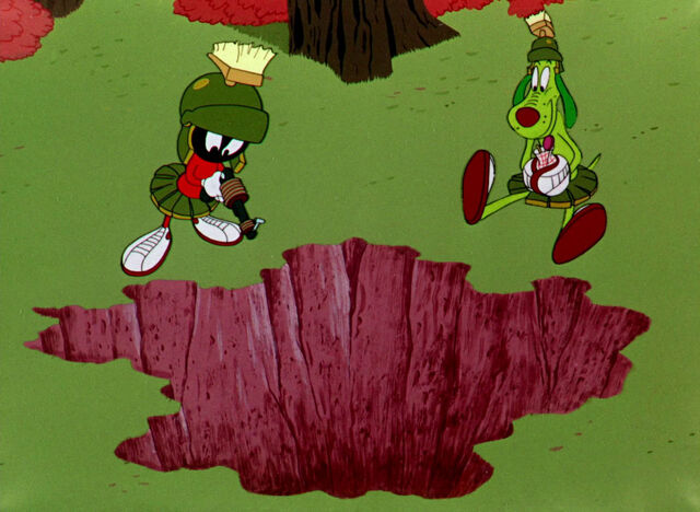 File:Marvin blasts hole in ground.jpg