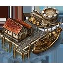 Building harbour