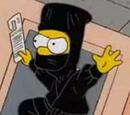 Bart Ninja