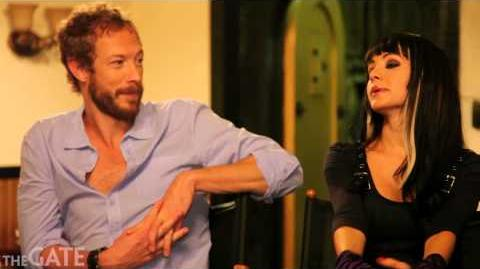 Season 3 Lost Girl cast Interview - Part 3 of 3