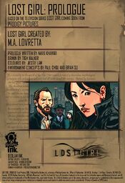 Lost Girl Prologue (Pg 2)