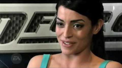 Emmanuelle Vaugier - Need For Speed Carbon