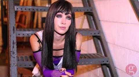 Season 4 Ksenia Solo on Kenzi (Interview)