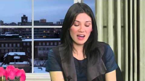 Vanessa Matsui Interview - EWTV (2013)