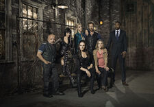 Cast (Season 3) Main and Supporting