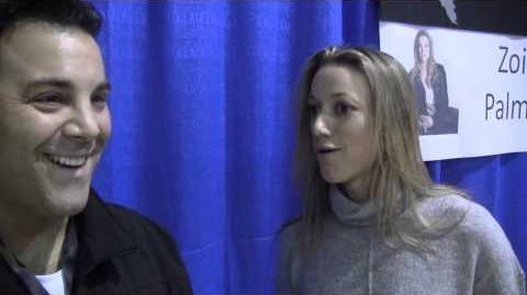 Zoie Palmer Interview (2012 Central Canada Comic Con)