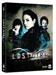 LG DVD Season 1 USA