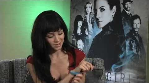 Ksenia Solo - Stand For The Silent Interview (SDCC 2012)