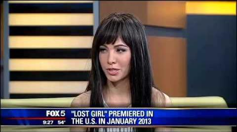 "Ksenia Solo Interview ""Good Day New York"""