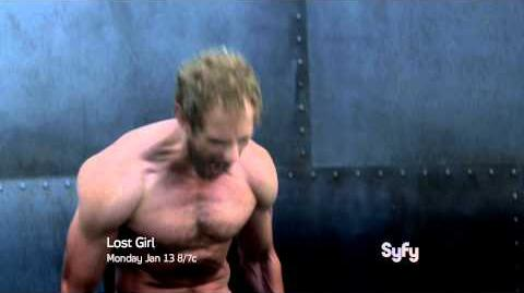 Syfy (US) Season 4 - Dyson Trailer