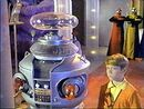 "Will and the Robot in ""The Ghost Planet"""