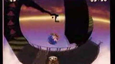 Sonic X-Treme - Death Egg-0